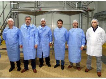 Et Kombinaları Sucuk-Pastırma Üretimevlerinde Revizyon Ve De...
