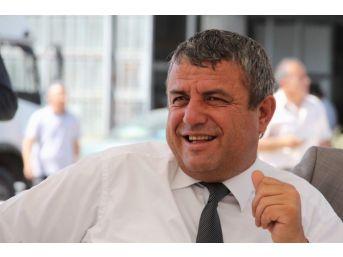 Esnaf Odaları Birlik Başkanı Bahamettin Öztürk: