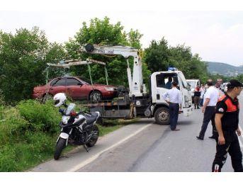 Cezaevi Müdürüne Suikast Yapılan Araçta İkiz Plaka Kullanıldığı Belirlendi