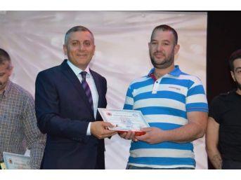 Ak Parti Konya İl Teşkilatı'ndan Mahkumlara Ziyaret