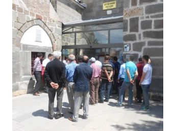 Denetimli Serbestlik Mensuplarından Seyit Harun Veli Camisine Ziyaret