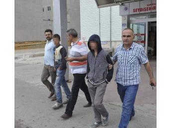 Seydişehir'de 15 Yaşındaki Motosiklet Hırsızları Tutuklandı