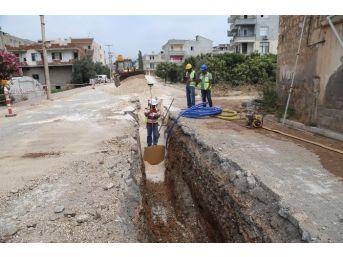 Erdemli Su Ve Atıksu Projesi'nde Sona Yaklaşıldı