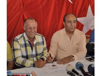 Mersin İdmanyurdu Mesut Bakkal İle Sözleşme İmzaladı