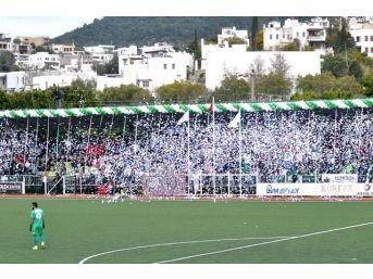 Bodrum Şehir Stadı 3. Lig'e Hazırlanıyor