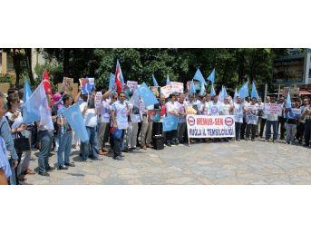 Çin Mallarına Boykot Çağrısı