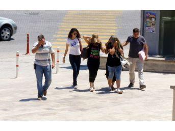 Polisi Peşinden Koşturan Sosyetik Hırsızlar Tutuklandı