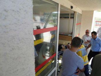 Kpss'ye Yetişme Kazası: 9 Yaralı...