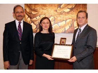 Odü Öğretim Üyesi, Tüba Üyeliğine Seçildi