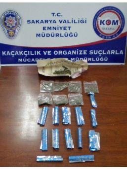 Çiğ Köfteci Dükkanında Uyuşturucu Ticareti Polise Takıldı