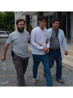 Kepçenin Kırıcısını Çalan Şahıs Tutuklandı