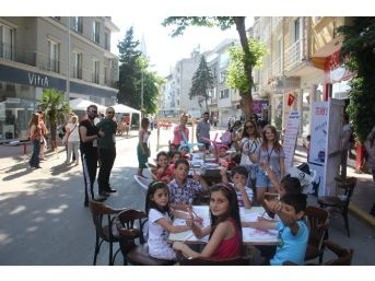 Sinop'ta Sokaklar Bugün Çocukların