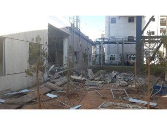 Silopi'de Kömür Santraline Saldıran Pkk 40 Köyü Karanlıkta Bıraktı