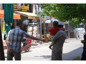İç Savaştan Kaçtılar, Çerkezköy'de Dileniyorlar