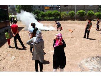Afad'tan Van Ağız Ve Diş Sağlığı Hastanesi Personeline Eğitim Verildi