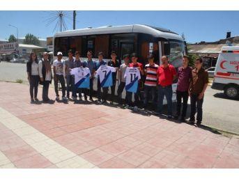 Erciş Belediyesi'nin Her Anlamda Sporsal Etkinliğe Destekleri Devam Ediyor