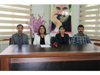 Van'da Yapılan Eylemde Öcalan'ın Özgürlüğü Talep Edilecek