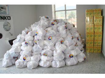 Devrek Tso'dan İhtiyaç Sahiplerine Gıda Yardımı