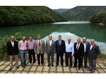 Borabay Gölü'ne Çevreci Yatırım