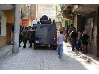 Diyarbakır'da 'huzur Ve Güven' Uygulaması