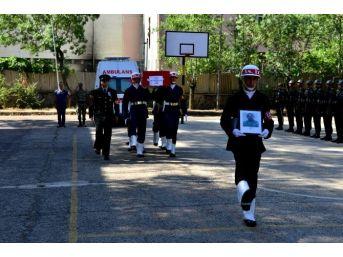 Şehit Er Şahabettin Atak İçin Askeri Tören Düzenlendi