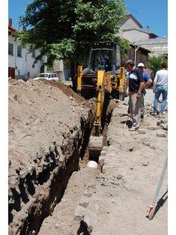 Naşa Beldesi'nin Kanalizasyon Sorununa Neşter