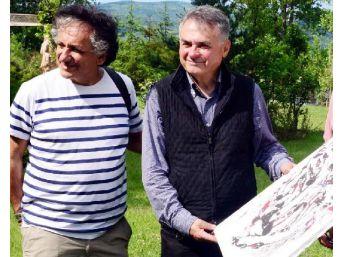 Portakal Çiçeği Sanat Kolonisi Avrupa'ya Açılıyor