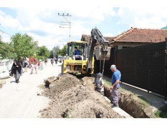 Uzunçınar Mahallesi Alt Yapısı Güçleniyor