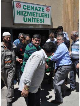 Kazada Ölen Makinistin Cenazesi Bayburt'a Gönderildi