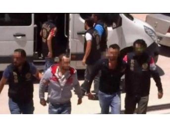 Uşakta Torbacılara Büyük Operasyon; 22 Gözaltı