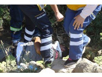 Kilimli'de Trafik Kazası: 1 Yaralı