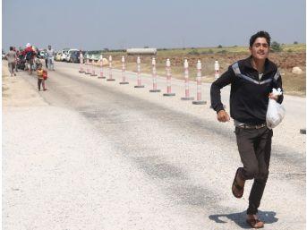 (özel Haber) Savaş Mağduru Suriyelilerin Kalacak Yer Maratonu
