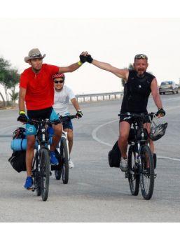 Çanakkale Zaferi'nin 100'üncü Yılında 1070 Kilometre Pedal Çevirdiler