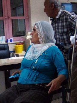 Batman'da 55 Yaşındaki Kadını Akrep Soktu
