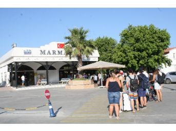 Rodos'a Bayramda Türk Akını