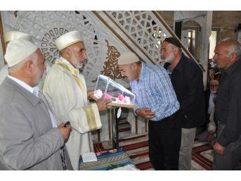 Sorgun'da Sakal-ı Şerif Ziyarete Açıldı