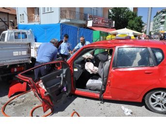 Yozgat'ta Trafik Kazası: 7 Yaralı