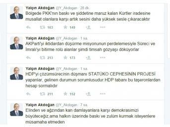 Akdoğan: