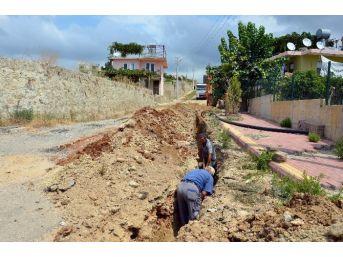 Asat'tan Alanya'da Su Seferberliği