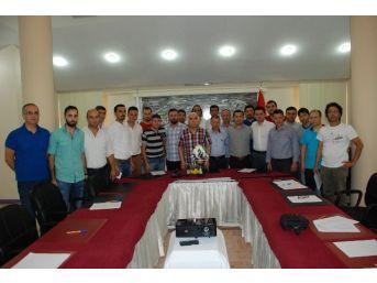 Denizli Osb Futbol Ligi Başlıyor