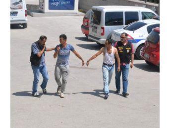 Eskişehir'de Silahlı Kavga