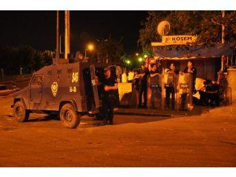 Başakşehir'de Polis Merkezine Molotoflu Saldırı