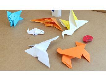Origamilab İle Çocukların Hayalleri Boyut Kazandı