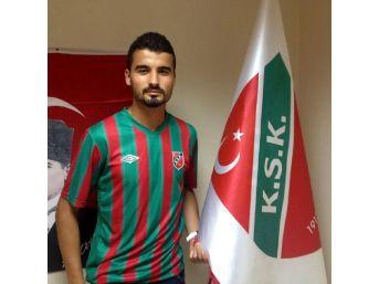 Karşıyaka'Da Tugay Imzaladı