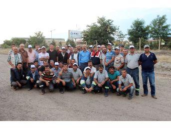 Jandarma Devreye Girdi, İşçilerin Grevi Sona Erdi