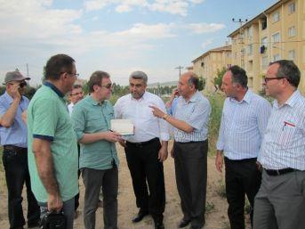 Bölge Müdürü Öner Özgür: Arazi Sahiplerine Kamulaştırma Bedelleri Eylül Ayında Ödenecek