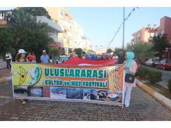 Anamur'da Festival Coşkusu Sürüyor