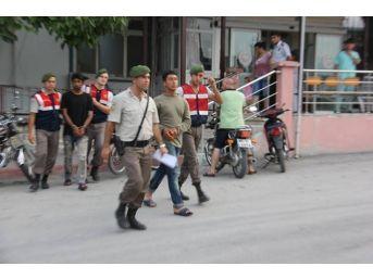 Jandarma Kablo Hırsızlarına Göz Açtırmıyor