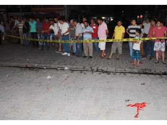 Mersin'de Şüpheli Paket Fünye İle Patlatıldı