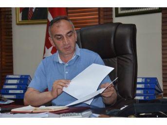 Sapanca Belediye Başkanı Yılmazer Büyükşehir'e Sahip Çıktı